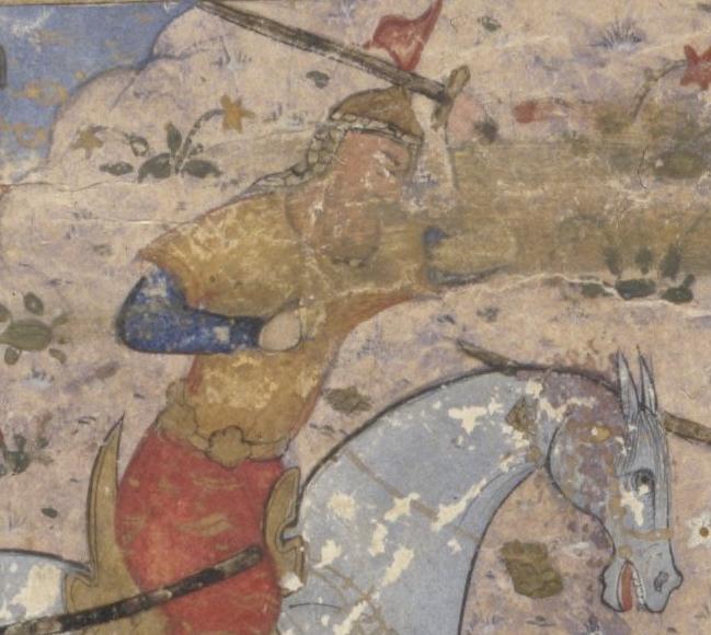 caballos mitológicos