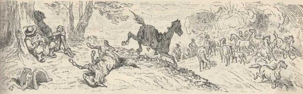 caballos famosos de la literatura