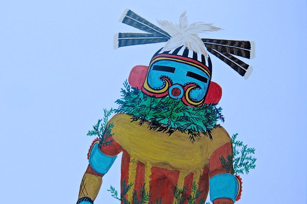 Muñeca kachina