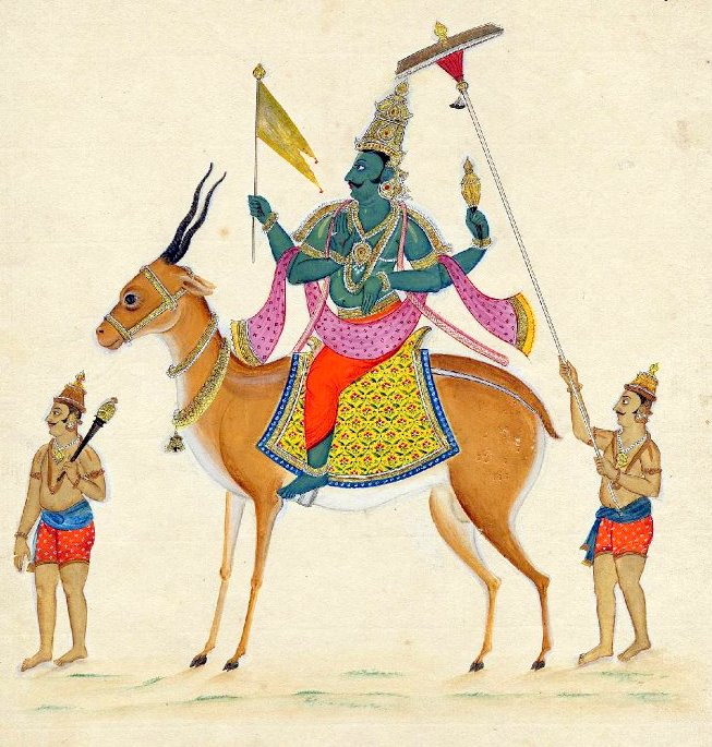 dios hindu de los vientos